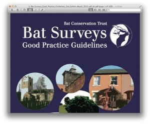 BCT Announce New Survey Guidelines